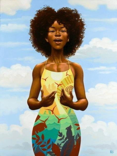 Illustration by The Art of Kadir Nelson