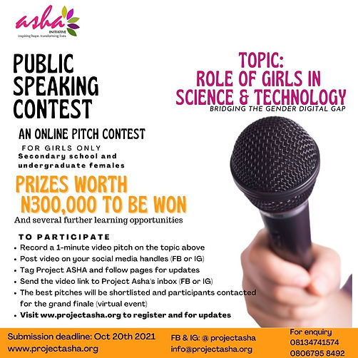 Project ASHA virtual Pitch Contest for girls.jpg