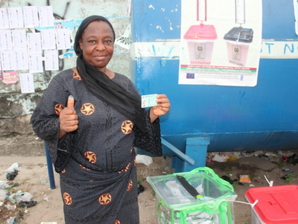 #NigeriaDecides2015; Are Women Against Their Kind?