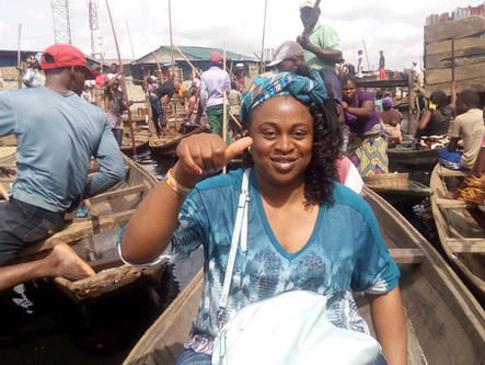 A Story about ASHA's work in Sogunro by World Pulse Africa Team Lead