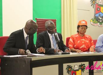 Lagos State Governor - Babatunde Raji Fashola Signs Executive Order Establishing a Sex Offenders Reg