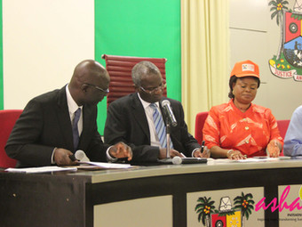 Lagos State Governor - Babatunde Raji Fashola Signs Executive Order Establishing a Sex Offenders Reg