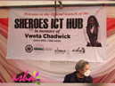 The Vweta Chadwick 'Sheroes ICT Hub' Launch
