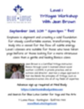 BL Sept 21 2019 Level 1 Workshop jpeg fl