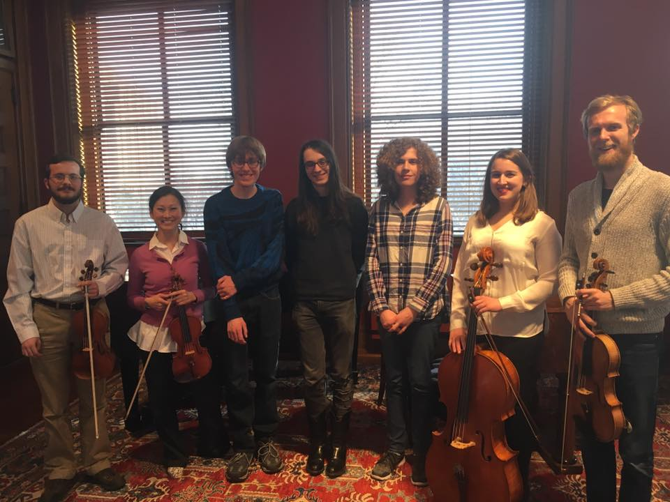 Schubert Club Young Composers 2017
