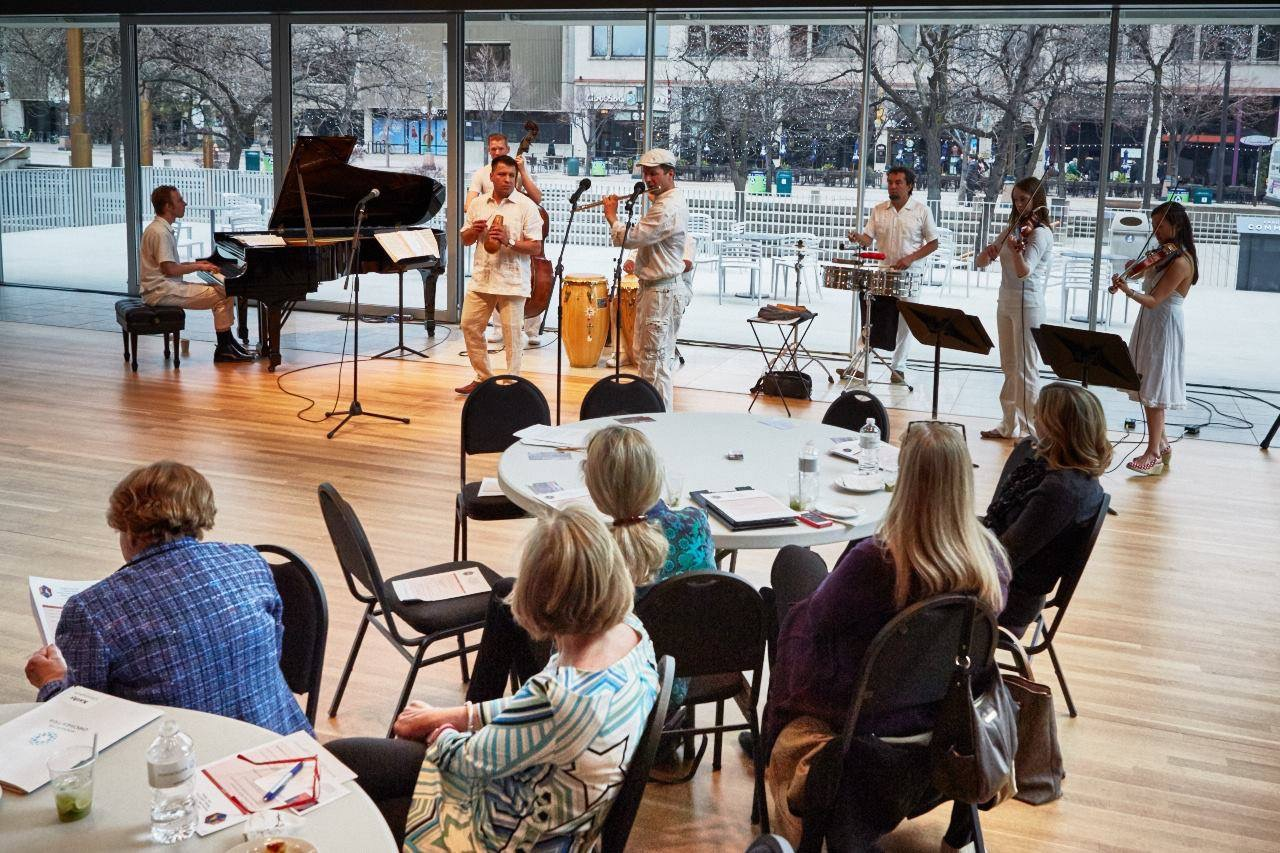 Charanga Tropical at Orchestra Hall