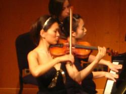 Master recital