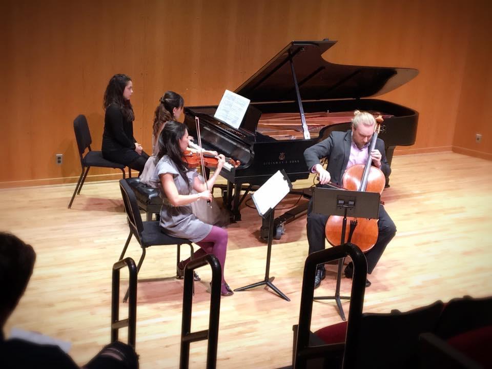 Ravel trio