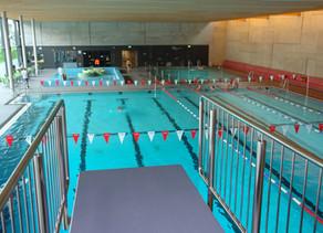 TaunaBad Oberursel öffnet Schwimmhalle für öffentlichen Badebetrieb am 21. September