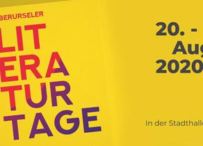 Oberurseler Literaturtage 2020