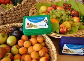 Nachhaltige Brotdosen für alle Oberurseler Erstklässler*innen