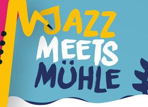 Jazz meets Mühle erst wieder 2021!
