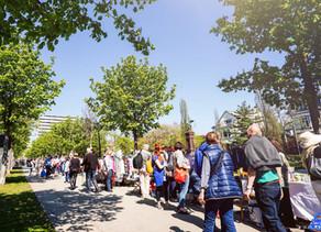 Der Flohmarkt am Samstag, den 19.09.20, ist abgesagt.
