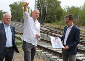 Stadt und VGF in erfolgreicher Abstimmung zum Bahnhofsprojekt