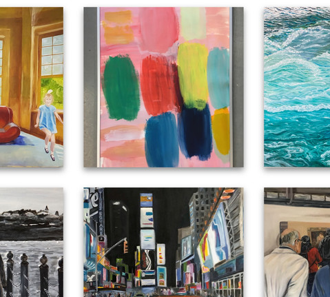 Online-Ausstellung Lieblingswerke
