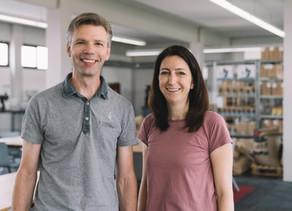 """Flatberry aus Oberursel - Gewinner der Visa & """"Kauf nebenan"""" - Ideenaktion"""