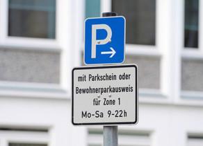 Bewohnerparken soll Parkplatzsituation für Anwohner verbessern