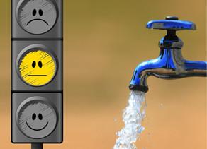 """Trinkwasser-Ampel in Oberursel ist bereits """"Gelb"""" - Stadtwerke Oberursel rufen zum Wassersparen auf!"""