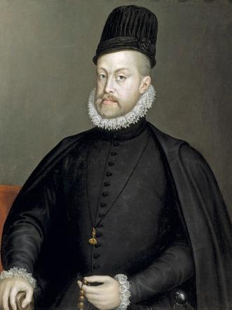 Captain Francisco de Cuellar