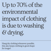 Washing & Drying Clothes