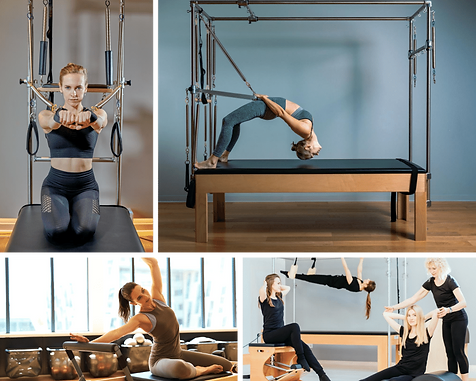 Pilates Area Central