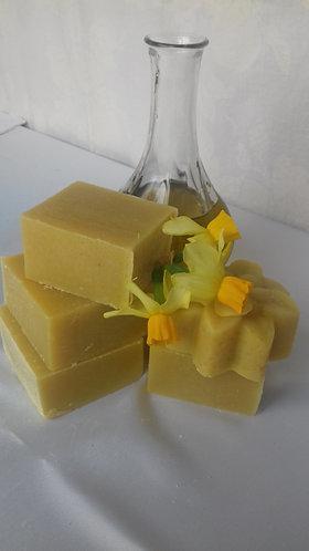 Vera's Daffodil Soap
