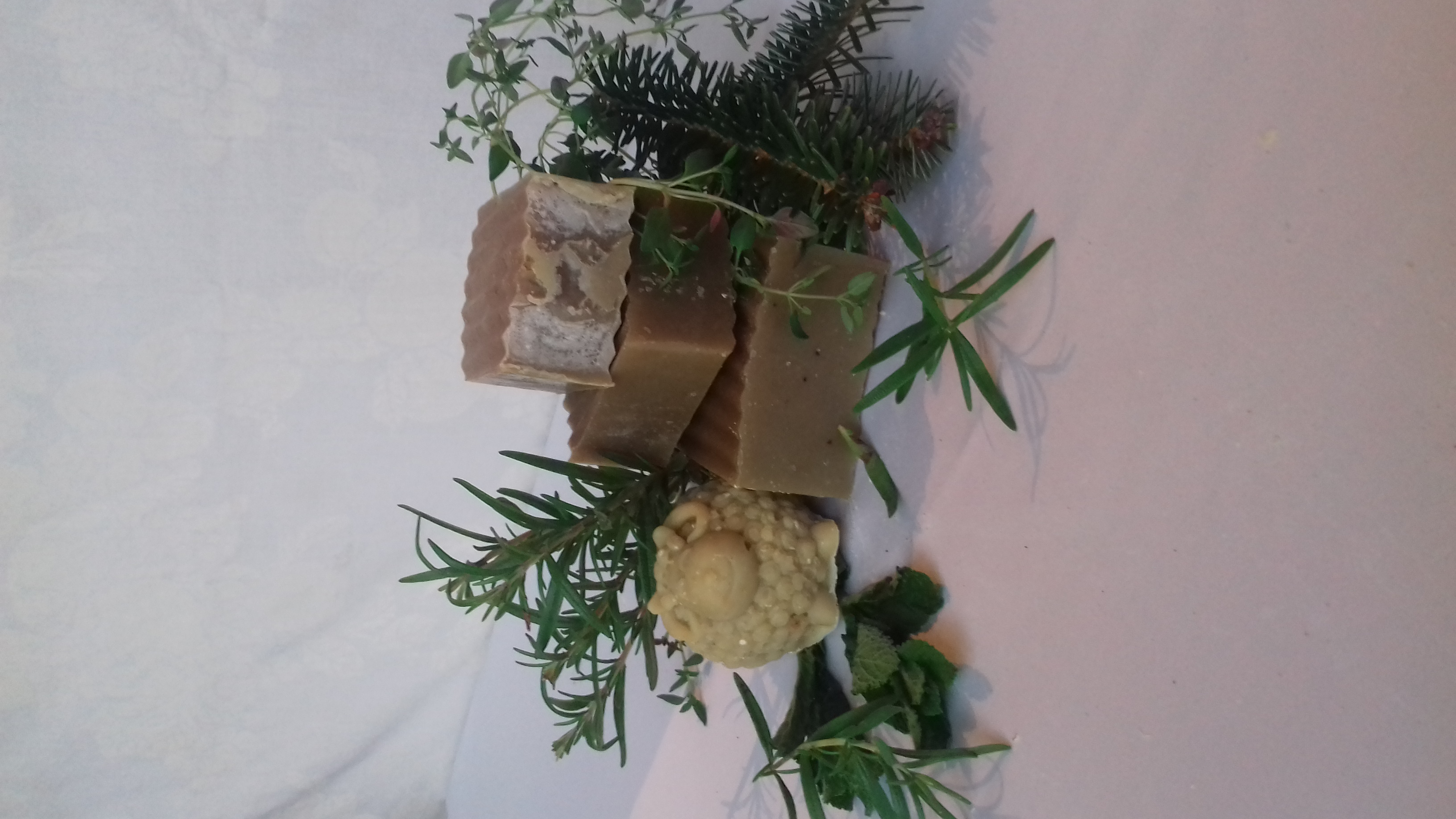 Blue Leaf Soap Ministry, Southampton, England, UK,natural soap