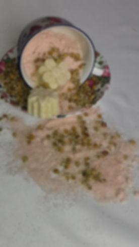 Blue Leaf Soap Ministry, natural salt soap, Southampton UK