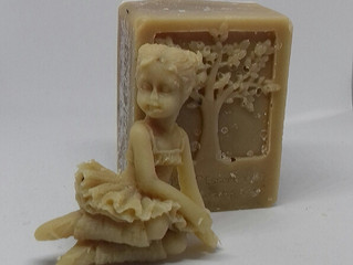 Christine's muscle relief soap