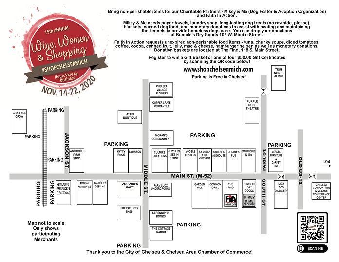map flyer 2020