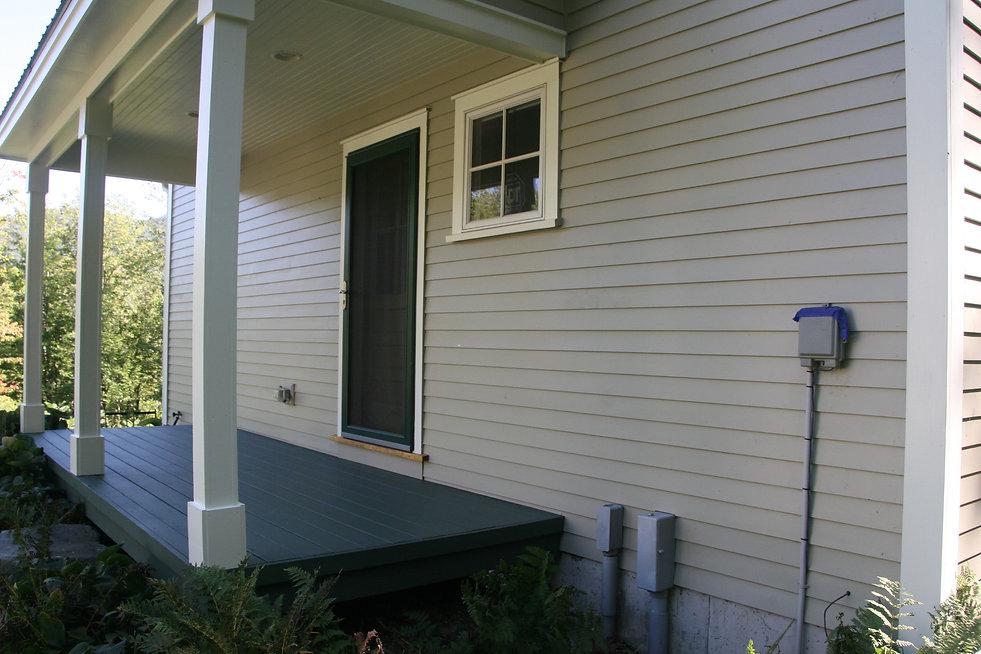 Vermont home painters - exteriors