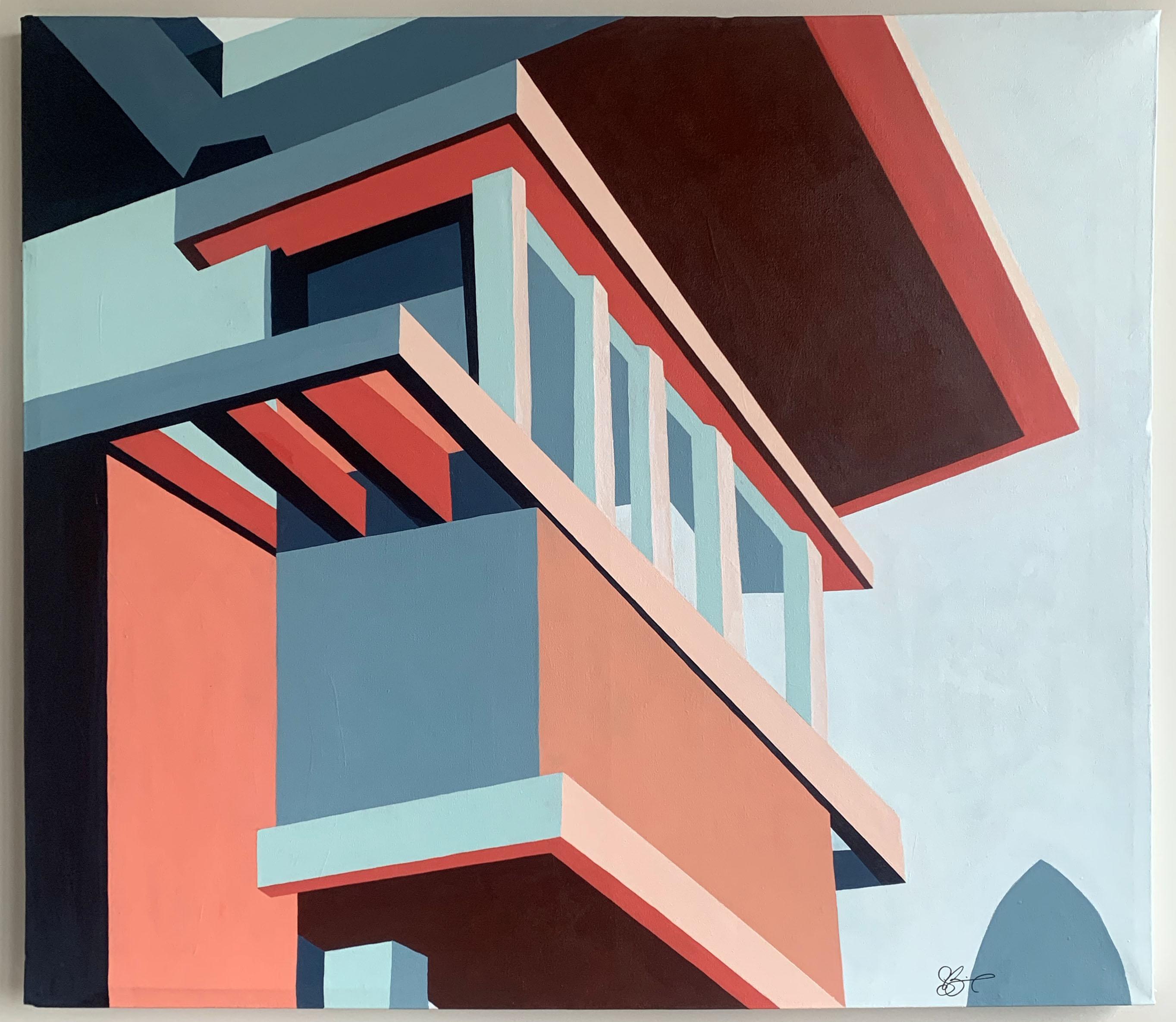 Emil Bach House, Closeup