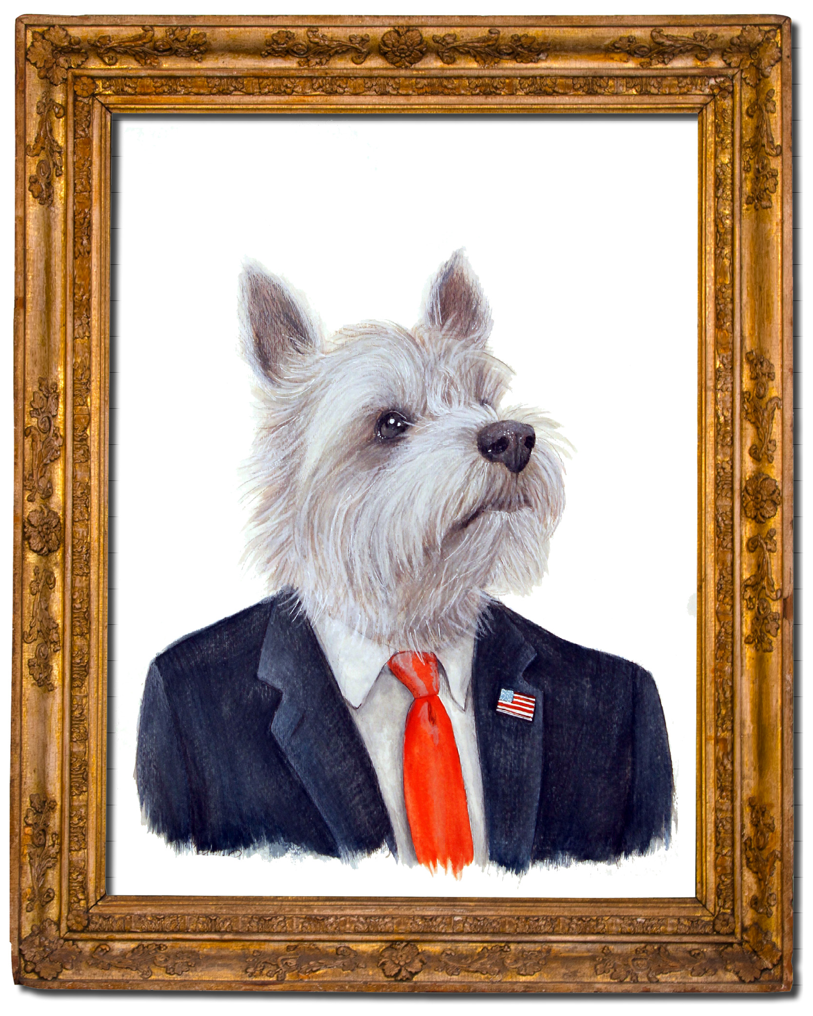Gus, Mr. President