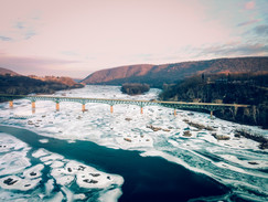 Harpers Ferry Drone Shot 2018