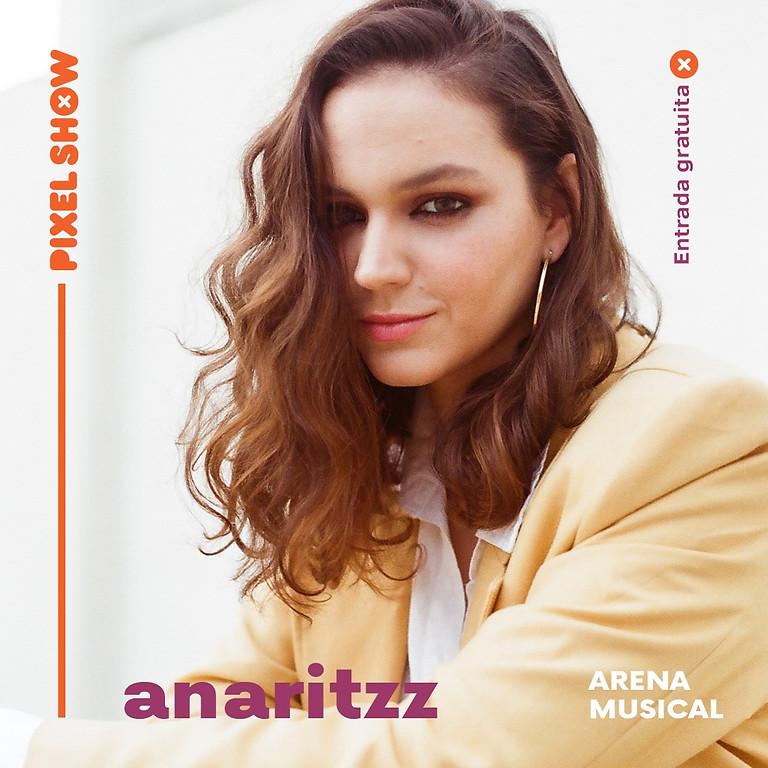 Anaritzz live at Pixel Show 2019