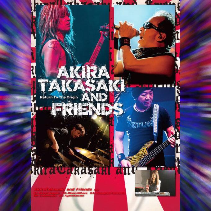 AKIRA TAKASAKI AND FRIENDS Return To The Origin