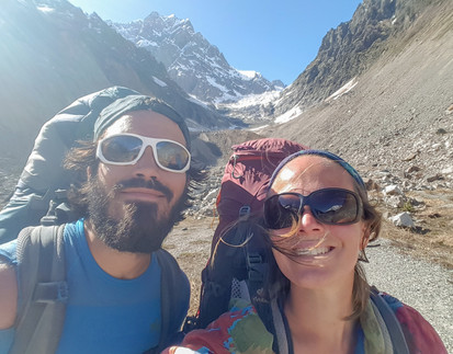 Le Glacier Chalaadi