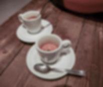 """Les fameux cafés """"à la carte"""""""