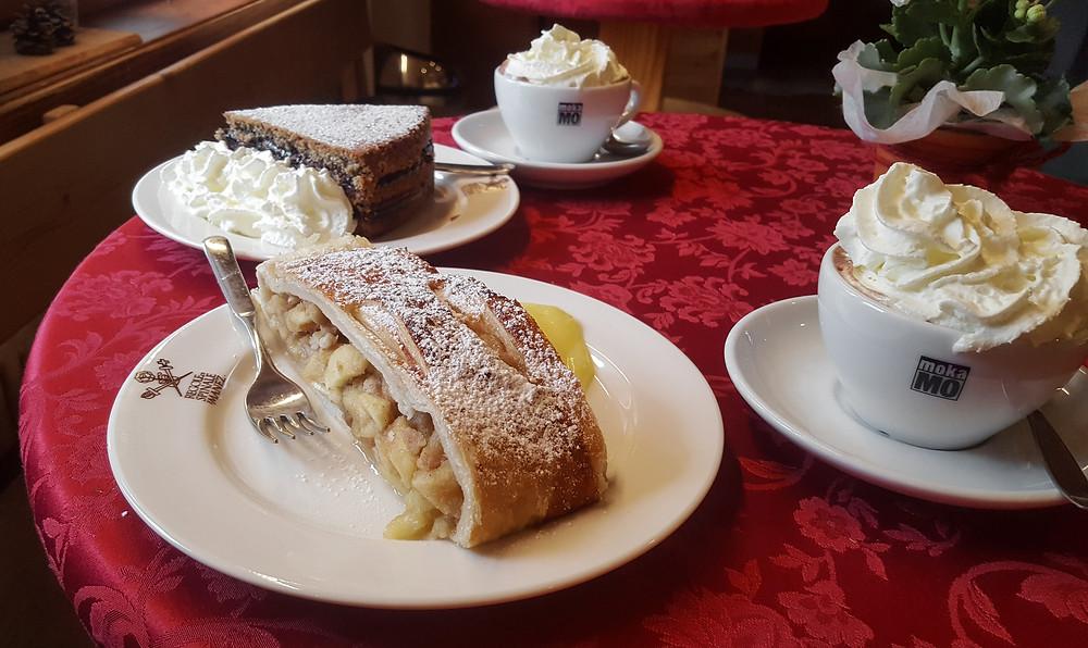 Le refuge de Boch propose des petit-déjeuners de luxe!