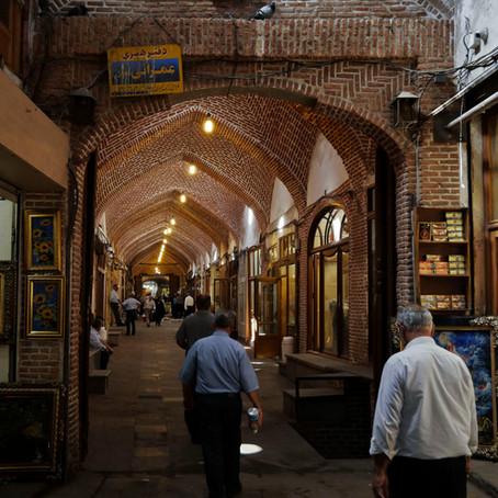 Premiers pas en Iran, Tabriz et sa région.