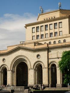 Musée d'Histoire de l'Arménie