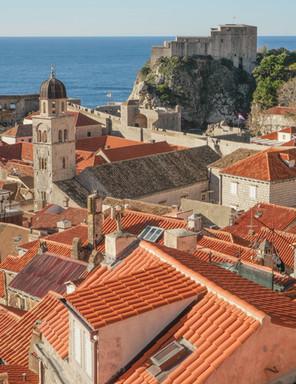 Dubrovnik depuis ses remparts