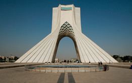 Tour Azadi de Téhéran