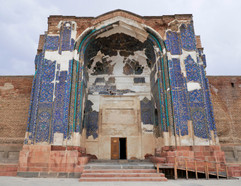 Tabriz - Mosquée Bleue