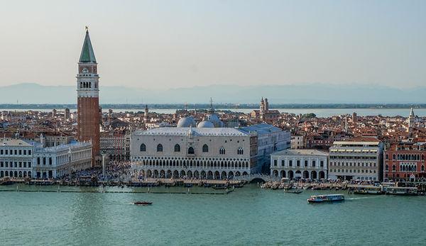 La vue sur San Marco