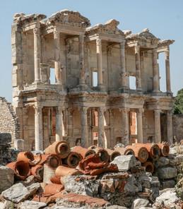 La bibliothèque d'Efes