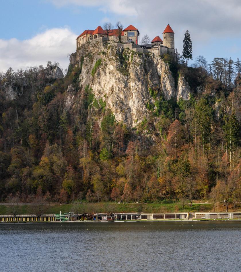 Le château de Bled
