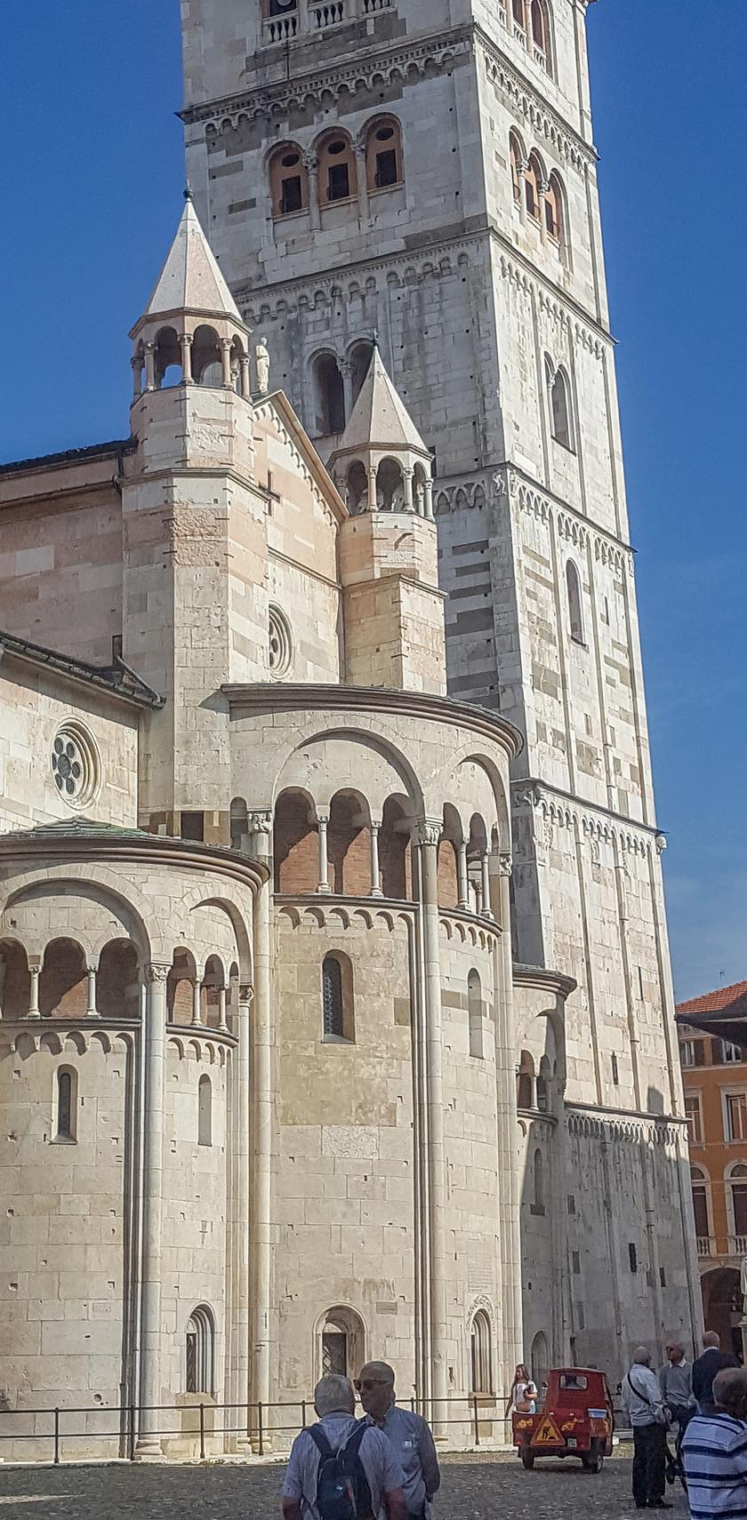 Le Duomo de Modena