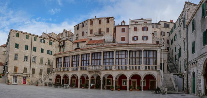 Trg Republike Hrvatske - Šibenik