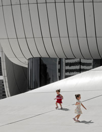 Centre Culturel Heydar Aliyev